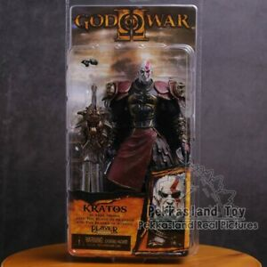 NECA-God-of-War-Kratos-PVC-Action-Figur-Sammlerstueck-Modell-Spielzeug