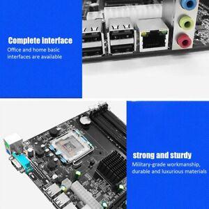 P45-Desktop-Motherboard-Mainboard-LGA-771-LGA-775-Dual-Board-DDR3-Sound-Card-DX