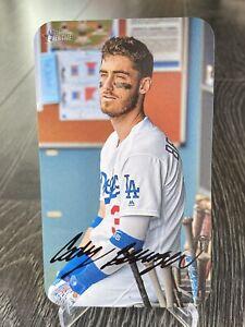 2020-Topps-Heritage-CODY-BELLINGER-Super-Box-Topper-Los-Angeles-Dodgers