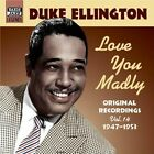 Love You Madly Original Recordings Vol. 14 1947 - 1953 Duke Ellington Audio CD