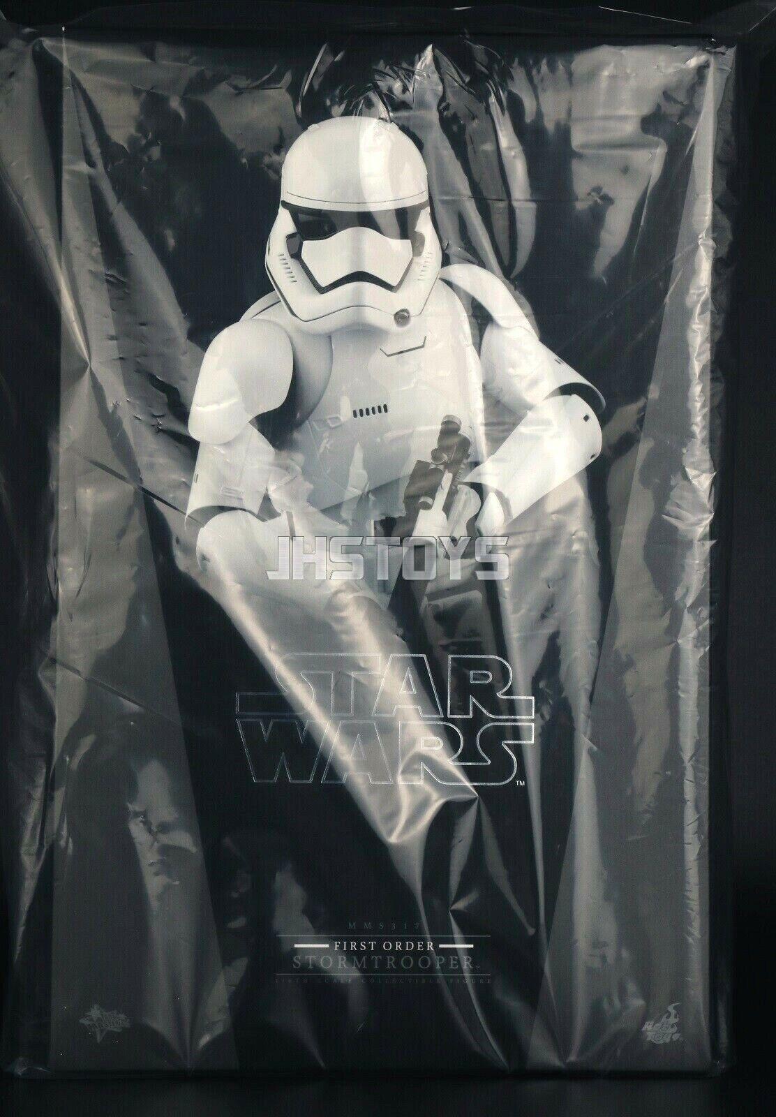 Caliente giocattoli 1 6 estrella guerras EP  VII The Force Awakens Stormtrooper MMS317  negozio outlet