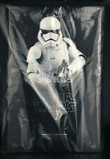 Hot Toys 1//6 Star Wars EP VII The Force Awakens Stormtrooper MMS317