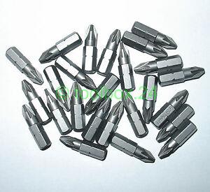 10-x-DeWalt-25mm-PZ2-Pozi-Drive-Screwdriver-Bits-dt7908