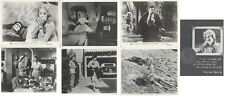SET OF 7 ORIGINAL 1964 -WHAT EVER HAPPENED TO BABY JANE  BETTE DAVIS