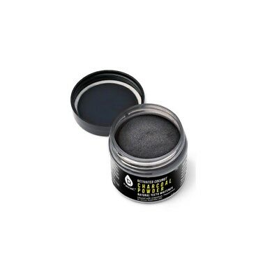 Pursonic All-Natural Coconut Charcoal Teeth Whitening Powder