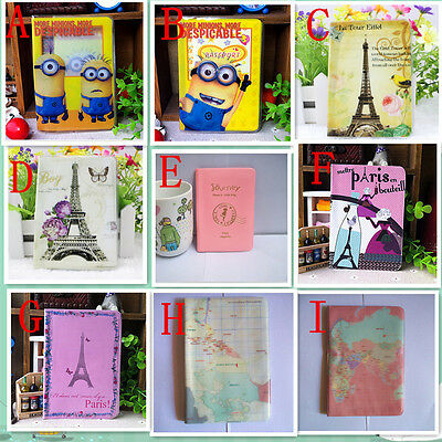 Fashion cheap passport cover passport holder card package travel accessories