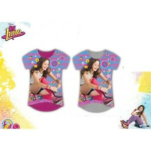 T-shirt-enfant-Soy-Luna-du-4-au-12-ans-T-shirt-Disney-Soy-luna