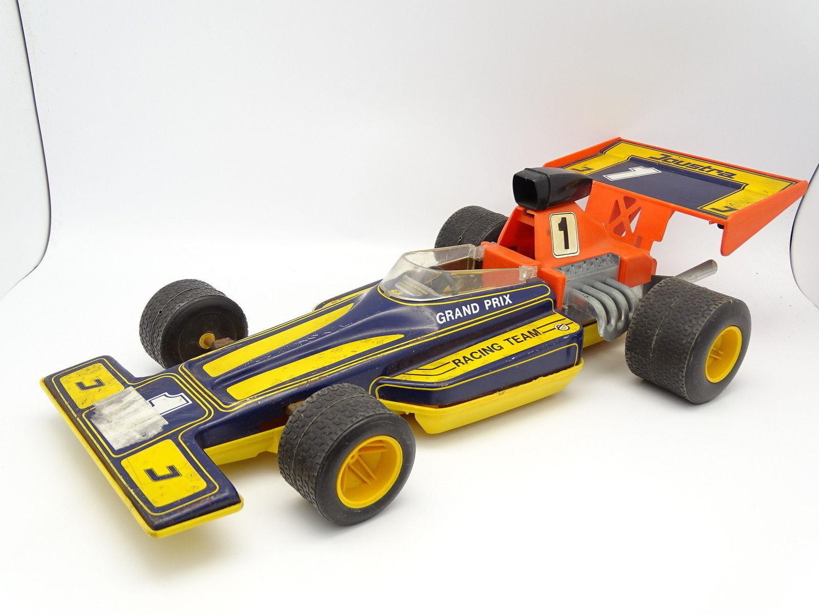 Joustra 30cm - F1 Formule 1 N°1 Racing Team