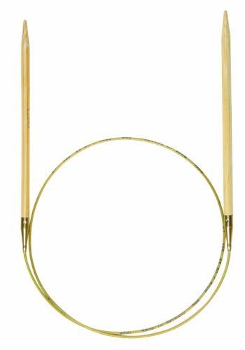 Addi Bambou-Rundstrick aiguille 40 cm d/'épaisseur au choix