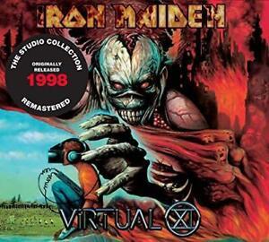Iron-Maiden-Virtual-XI-Remaster-NEW-CD