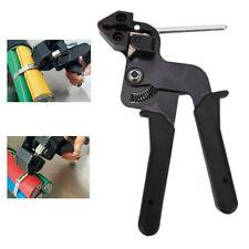 Cable Tie Gun Tension Fastener Metal Gun Pliers Crimper Tensioning Cutting Tool