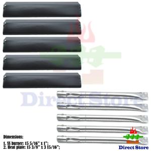 Burner Gas Grill Parts Kit DG252 Replacement Brinkmann 810-2545-W 810-9520-S