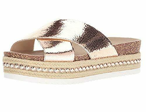 Jessica Simpson Womens Shanny Slide Sandal- Select SZ color.