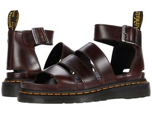 women's shoes dr martens clarissa ii leather platform