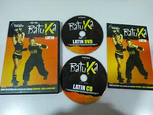 Batuka-Latin-Gimnasia-Baile-DVD-CD-Espanol-English-Region-All