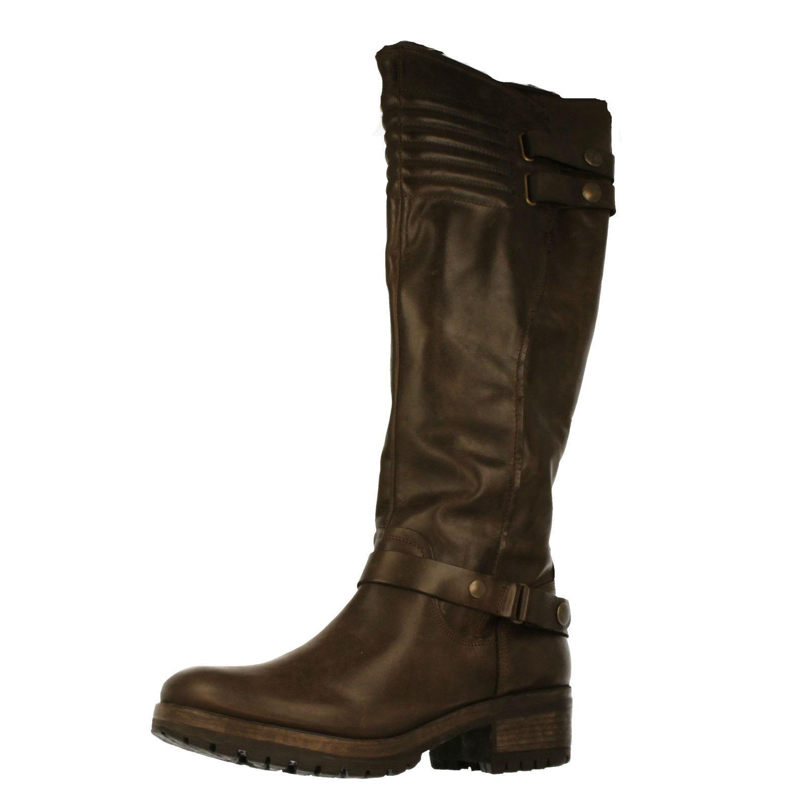 Ladies Khrio Knee Length Boots - 24622CT