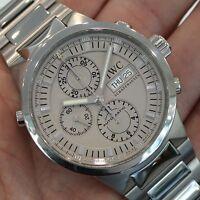 IWC GST Split Second Rattrapante Chronograph Ref. IW371508 - 3715-08
