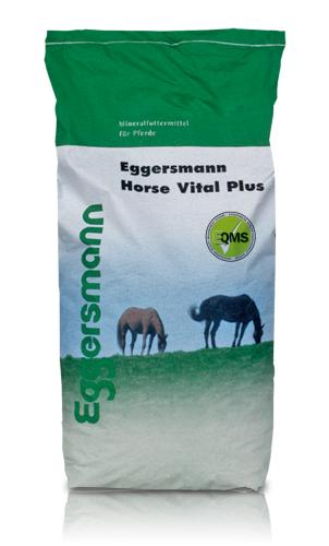 Eggersmann Eggersmann Eggersmann Horse Vital Plus 25kg  /kg vitaminiertes Mineralfutter Mineralien 6c99ae