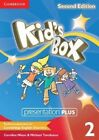 Kid's Box Level 2 Presentation Plus by Michael Tomlinson, Caroline Nixon (DVD, 2014)