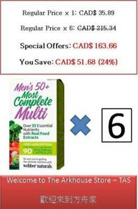 90-V-Men-039-s-50-Most-Complete-Multi-Webber-Naturals