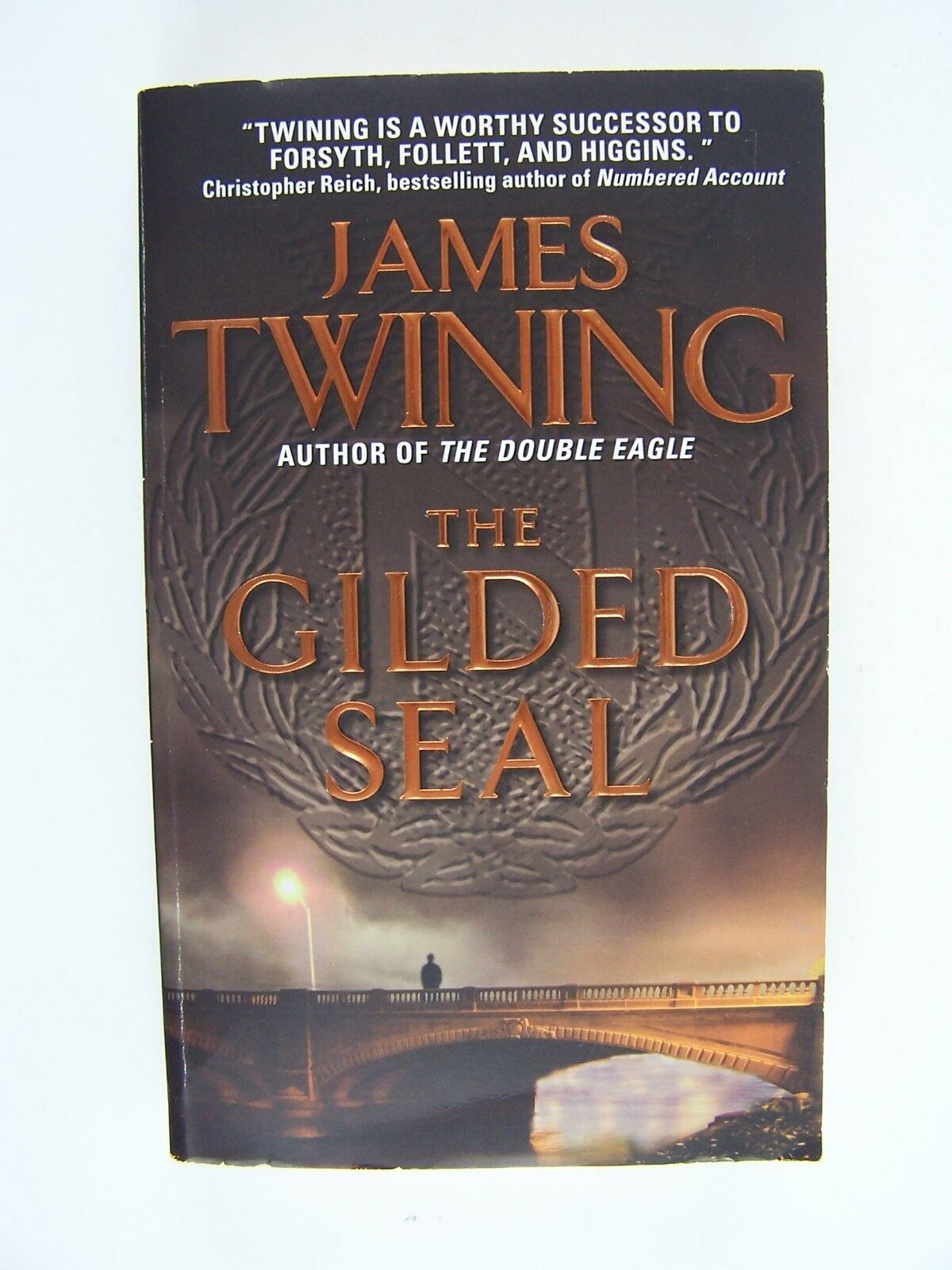 James Twining The Gilded Seal (Tom Kirk Series) Mass Ma