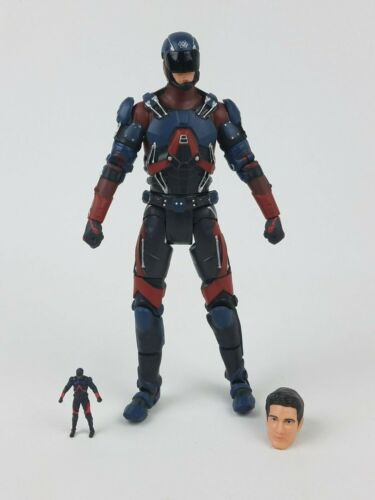 DC Comics Multi-Univers des légendes de demain l/'atome Action Figure