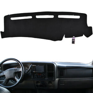 Details About Car Dashboard Pad Dash Cover Mat For 1999 2006 Chevy Silverado Tahoe Suburban