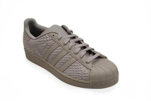 Hommes Aq3049 Superstar Adidas Baskets Grises PPzSaqrw