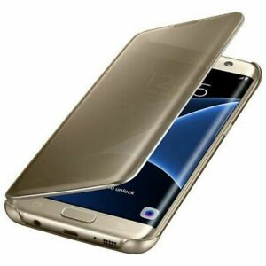 custodia samsung s7 edge oro originale