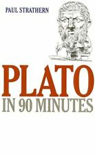 Philosophers in 90 Minutes: Plato in 90 Minutes by Paul Strathern (1996, Paperback)