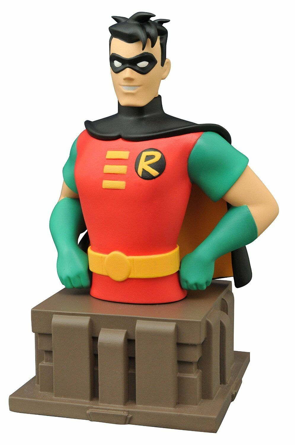 Batuomo The Animated Series Robin autobust by Diamond Select