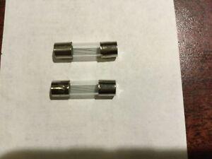 100pcs 3.15A 3150mA 250V 5X20mm Glass Fuse Fast Blow new