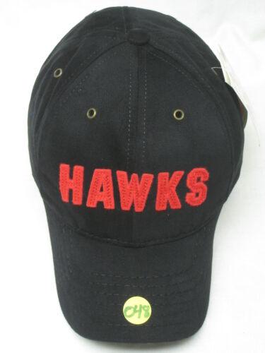 ATLANTA HAWKS HAT CAP OFFICIAL NBA LICENSED HAT BLACK MAC DADDY