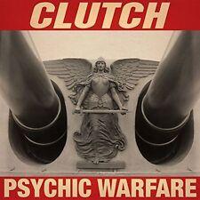 Psychic Warfare [LP] by Clutch (Vinyl, Oct-2015, Weathermaker Music)