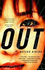 Vintage International: Out : A Novel by Natsuo Kirino (2005, Paperback)