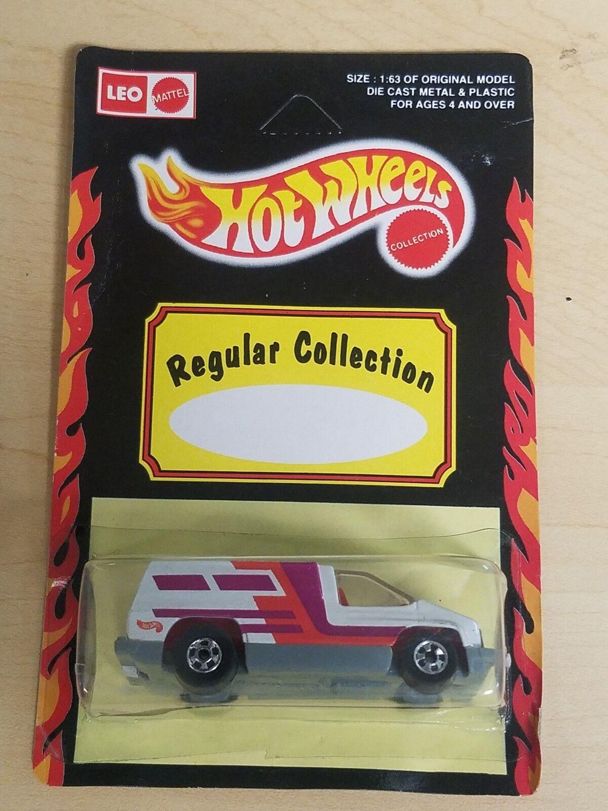 Hot Wheels LEO Mattel India Regular Collection Van