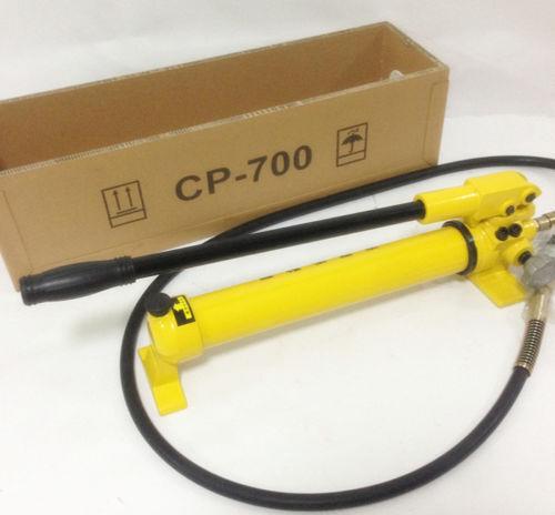 New 700kg//cm² Manual Hydraulic Pump Hand Operation Hydraulic Pump S