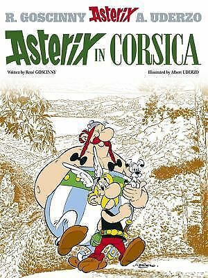 Asterix in Corsica by Albert Uderzo and René Goscinny (2004, Paperback)
