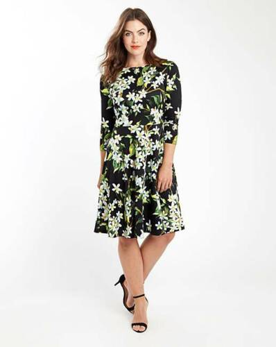 JOE BROWNS Peggy Sue scuba dress uk size 22 bnwt