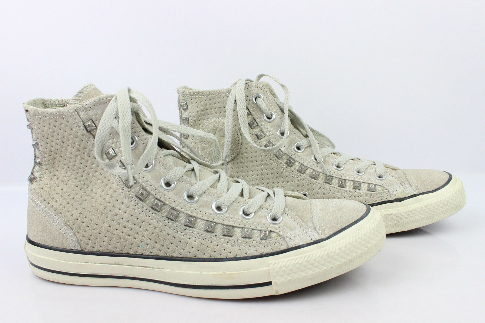 Baskets CONVERSE ALL Mastic STAR Daim Clouté Mastic ALL T 41,5 ETAT NEUF 504e9d