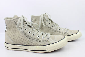Etat Baskets Converse All 41 T 5 Daim Neuf Mastic Clouté Star zpzrxq