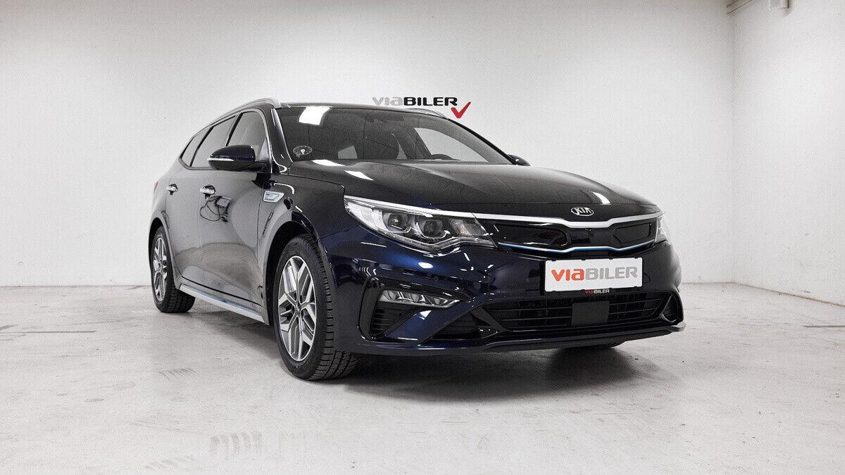 Kia Optima 2,0 PHEV Advance+ 2 SW aut. 5d - 299.900 kr.