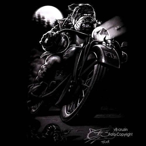 Pullover felpa Pullover Biker 4166 con 57aqn8