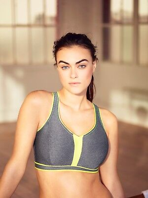 Multiway Realistic Prima Donna The Sweater Sports Bra 6000116 Underwired High Impact Superior Materials