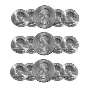 Q5E 2014 S US Mint Proof Quarter Set America The Beautiful