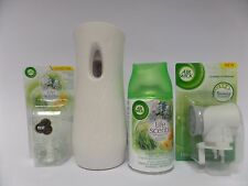 Air Wick Freshmatic Plus spina primi giorni della collezione primavera AFFARE Pack