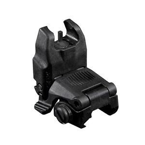 NEW Black MAG247-BLK Magpul Gen 2 MBUS Front Flip Sight