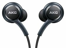 Black AKG Samsung Earphones Headphones