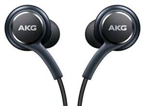 Black AKG Samsung Earphones Headphones