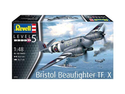 Neu Revell 03943-1//48 Bristol Beaufighter TF.X